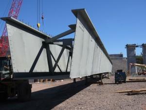 South bridge site